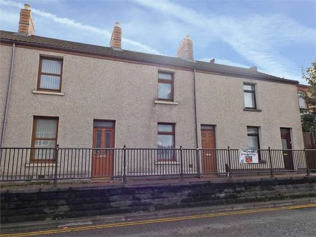 2 Bedrooms Terraced House for sale in Briton Ferry Road, Neath, West Glamorgan