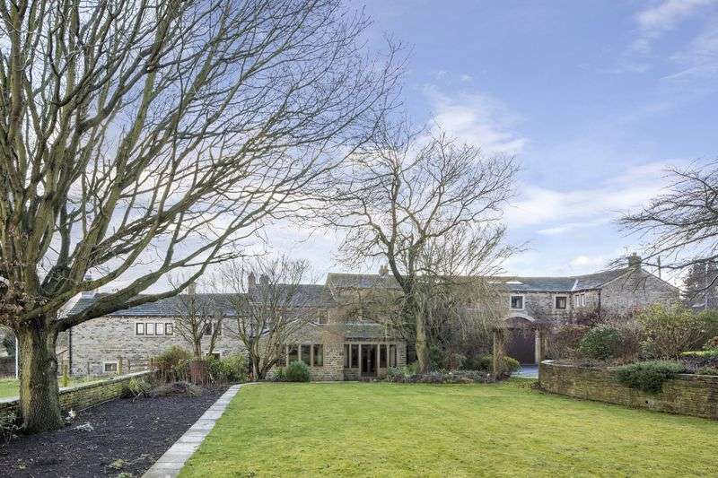 5 Bedrooms Property for sale in Barn Cottage, Botany Lane, Lepton