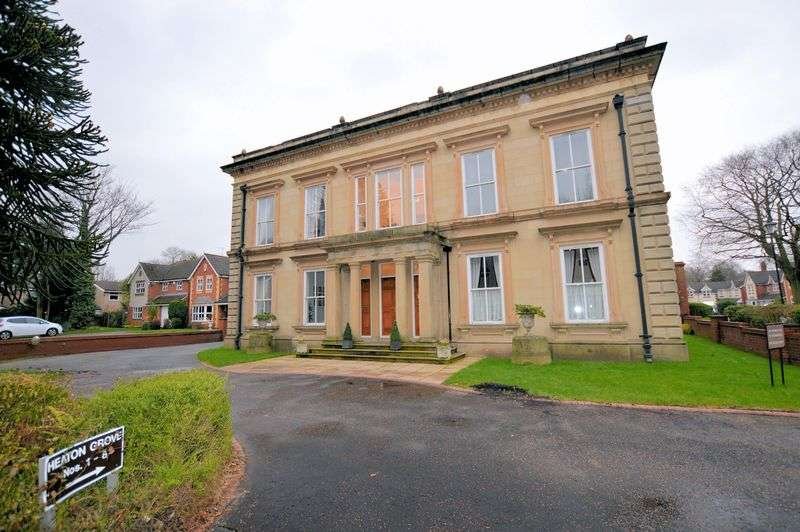 2 Bedrooms Flat for sale in Manchester Road, Bury