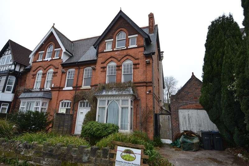 6 Bedrooms Semi Detached House for sale in Grove Avenue, Moseley, Birmingham