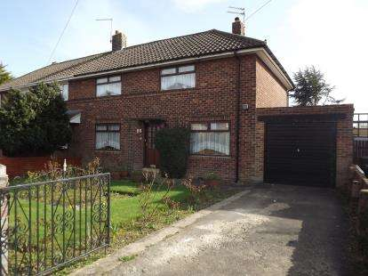 4 Bedrooms Semi Detached House for sale in Poplar Grove, Harrogate, North Yorkshire