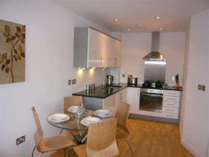 1 Bedroom Flat for sale in Brewery Wharf, Waterloo Street, Leeds, West Yorkshire