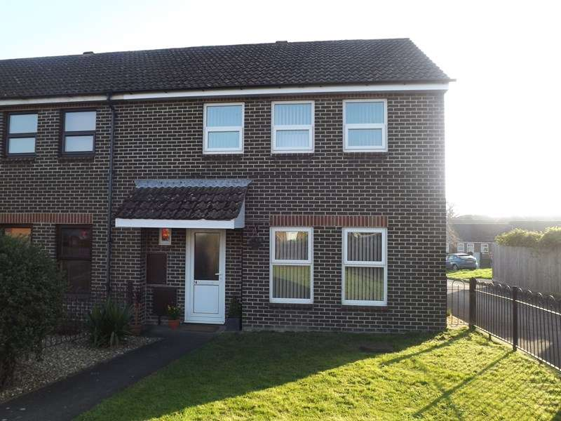 3 Bedrooms End Of Terrace House for sale in Lockyers Way, Lytchett Matravers, Poole