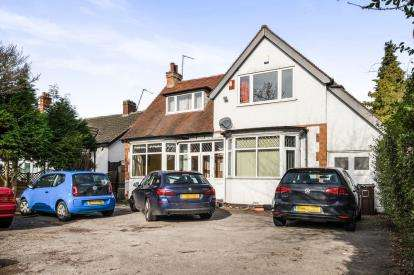 3 Bedrooms Detached House for sale in Blossomfield Road, Solihull, West Midlands, England