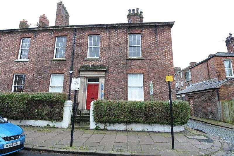 4 Bedrooms Terraced House for sale in Currie Street, Carlisle