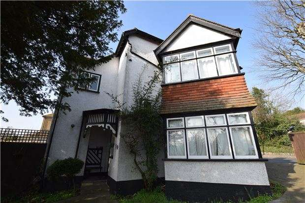 3 Bedrooms Semi Detached House for sale in Woodcote Grove Road, COULSDON, Surrey, CR5 2AG