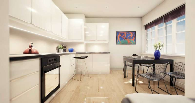 2 Bedrooms Apartment Flat for sale in Bevington Street, Liverpool