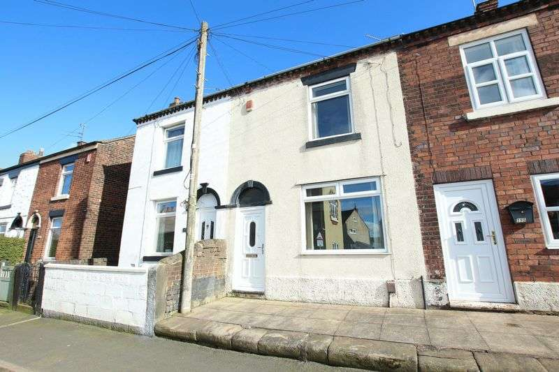 3 Bedrooms Terraced House for sale in John Street, Biddulph