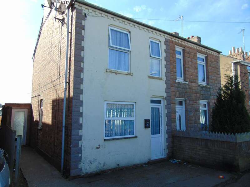 3 Bedrooms Semi Detached House for sale in Elizabeth Terrace, Wisbech, Cambs, PE13 2AL