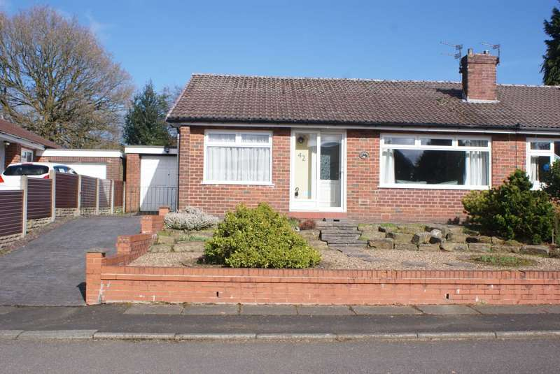 2 Bedrooms Retirement Property for sale in Catterall Crescent, Harwood