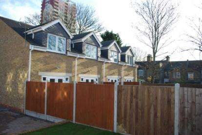 1 Bedroom Terraced House for sale in Stratford, London, England