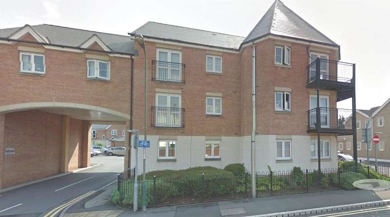 1 Bedroom Apartment Flat for sale in Castle Mews, Caerphilly