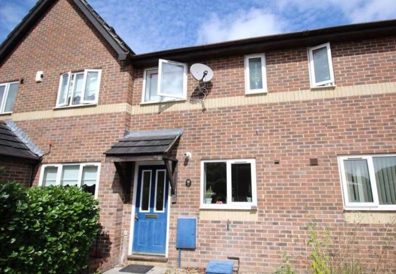 2 Bedrooms Terraced House for sale in Chestnut Close, Machen, Caerphilly