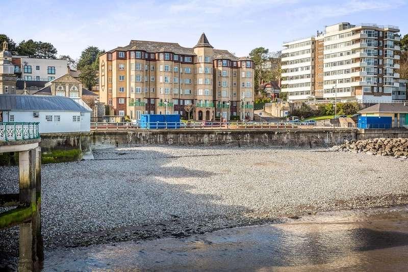 2 Bedrooms Apartment Flat for sale in The Esplanade, Penarth