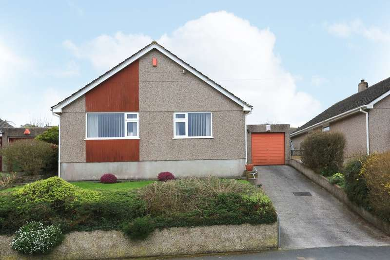 3 Bedrooms Detached Bungalow for sale in Plymstock, Plymouth