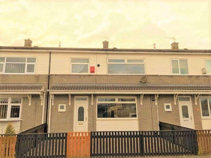 3 Bedrooms Terraced House for sale in Medway Close, Peterlee