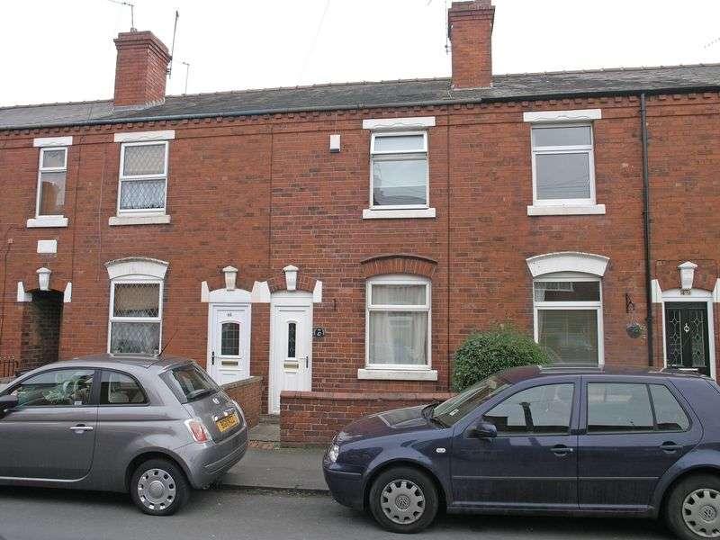 2 Bedrooms Terraced House for sale in STOURBRIDGE, Old Quarter, Wheeler Street