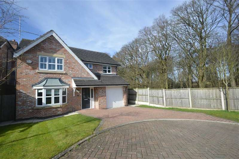 4 Bedrooms Property for sale in Tanglewood Drive, Macclesfield