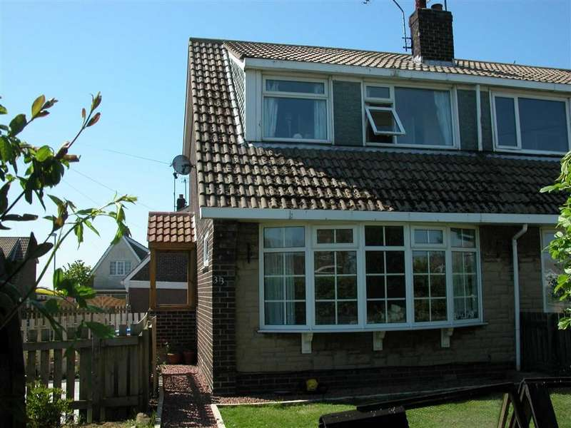 3 Bedrooms Property for sale in Chapel Garth, SKIPSEA, East Yorkshire