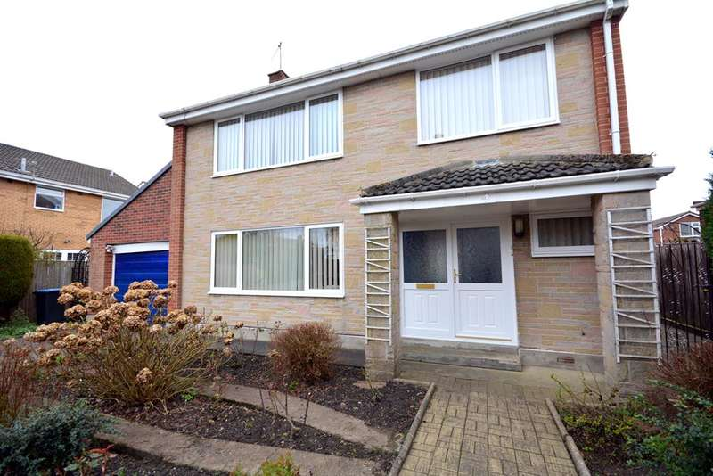 3 Bedrooms Detached House for sale in Blair Grove, Bishop Auckland, DL14 6LP