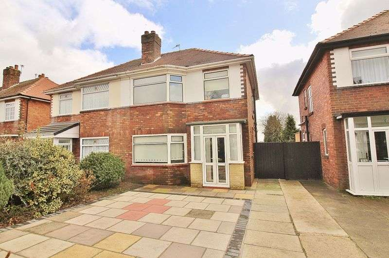 3 Bedrooms Semi Detached House for sale in Heathfield Road, Southport