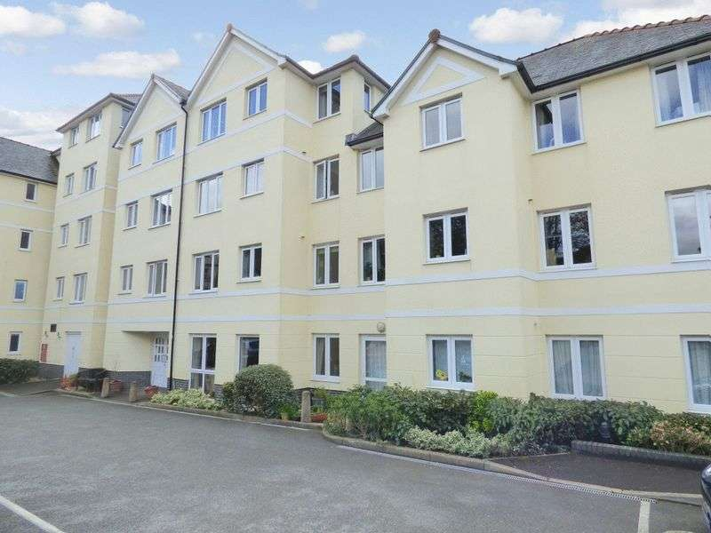 1 Bedroom Retirement Property for sale in Hermitage Court, Plymouth, PL4 6QU