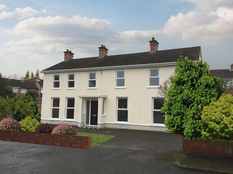 3 Bedrooms Detached House for sale in 4 Woodbreda Crescent, Belfast BT8 7JL