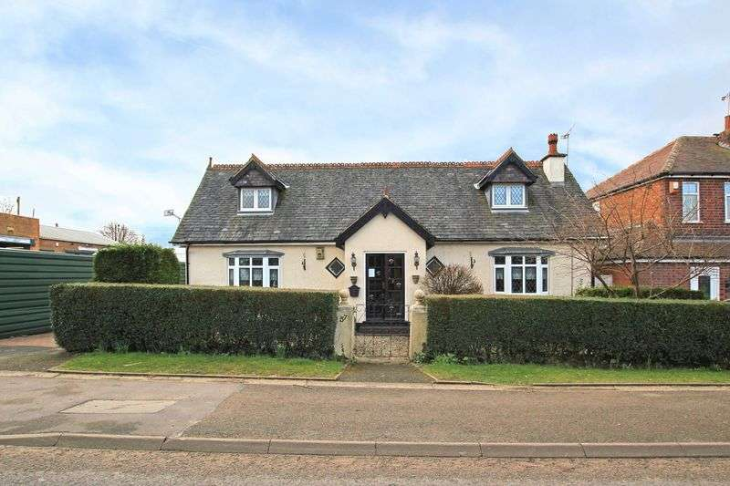 3 Bedrooms Detached Bungalow for sale in Uppingham Road, Houghton on the Hill