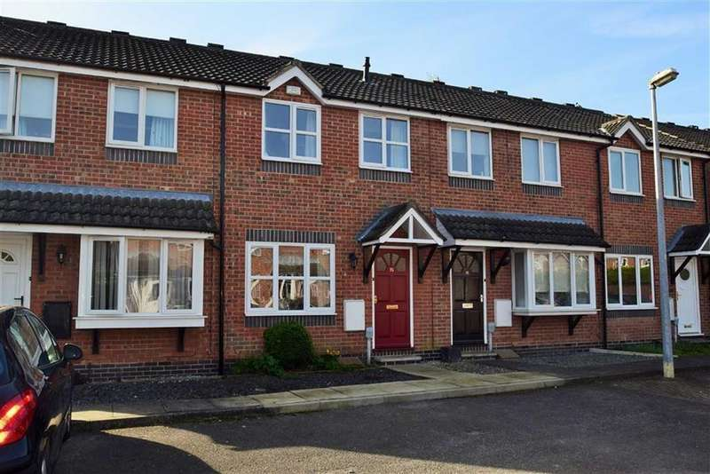 2 Bedrooms Terraced House for sale in Southwood Gardens, Cottingham