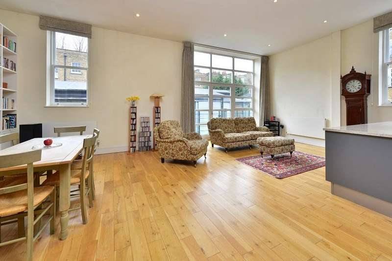 3 Bedrooms Apartment Flat for sale in Clare Lane, London N1