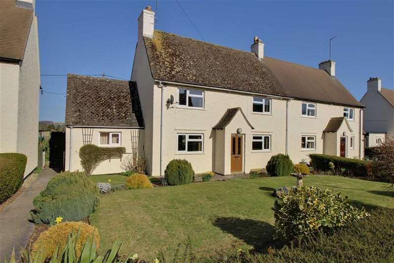 3 Bedrooms Semi Detached House for sale in Crossfields, Cheltenham, Gloucestershire
