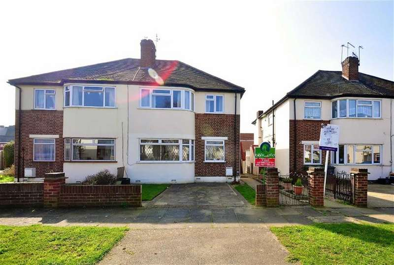 2 Bedrooms Maisonette Flat for sale in Russell Close, Bexleyheath