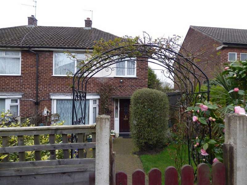 3 Bedrooms Semi Detached House for sale in Sandringham Road, Cheadle Hulme, Cheshire