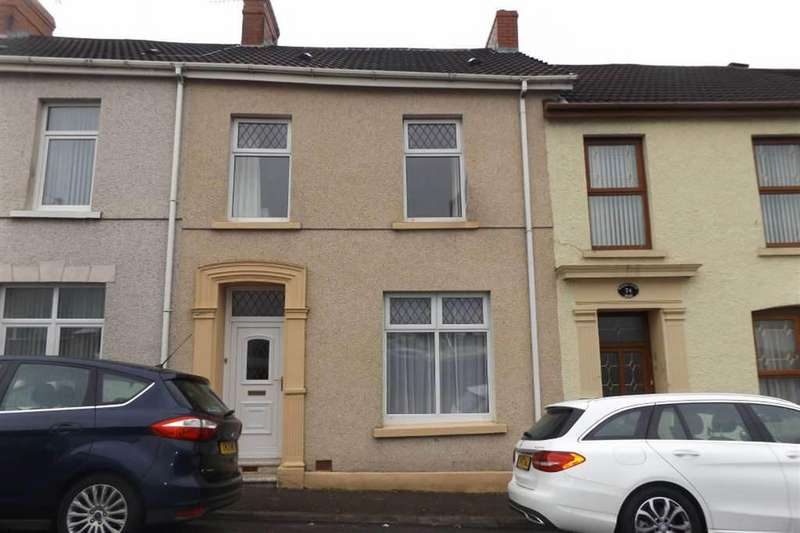 3 Bedrooms Terraced House for sale in Marble Hall Road, Llanelli, Carmarthenshire