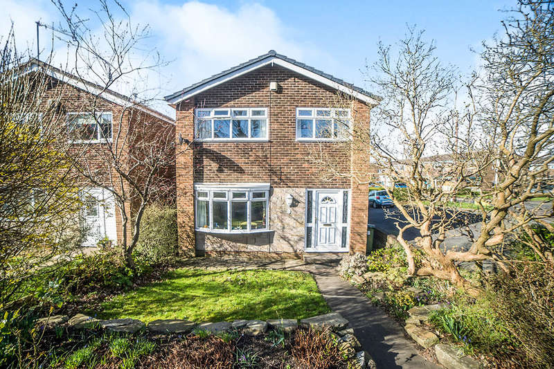 3 Bedrooms Detached House for sale in Horsley Avenue, Crawcrook, Ryton, NE40