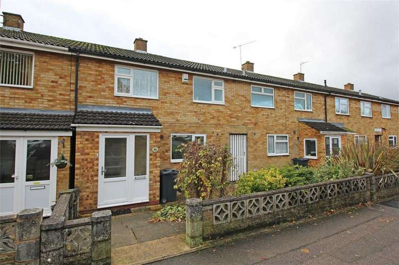 3 Bedrooms Terraced House for sale in Drakes Drive, Stevenage, Hertfordshire