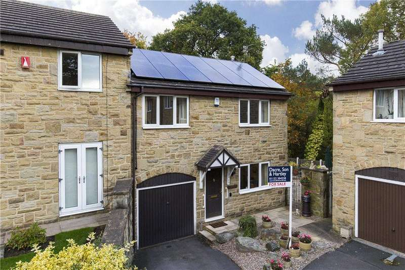 3 Bedrooms End Of Terrace House for sale in East Causeway Crescent, Leeds, West Yorkshire