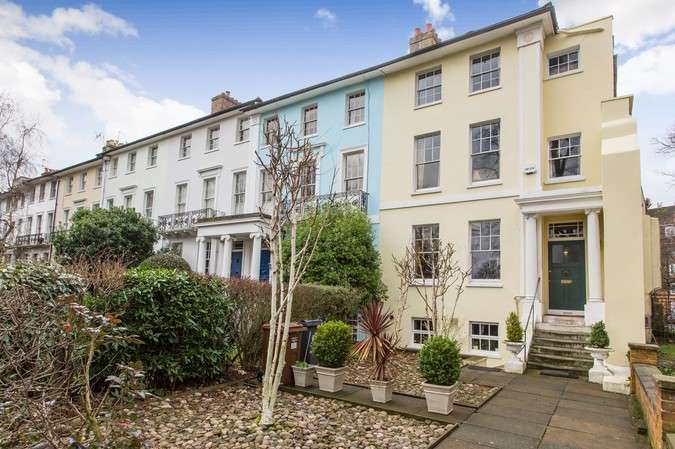 5 Bedrooms End Of Terrace House for sale in Heathfield Terrace, Chiswick