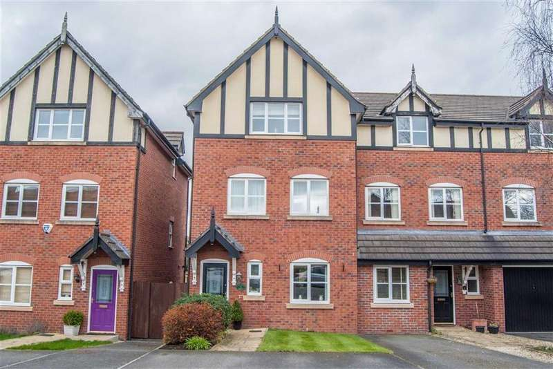 4 Bedrooms Town House for sale in Hartford Mews, Vicars Cross, Chester