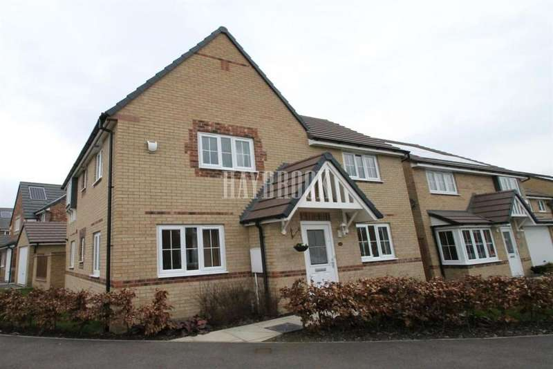 4 Bedrooms Detached House for sale in Wensley Road, Waverley