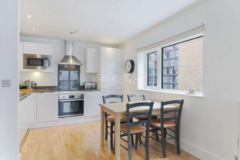 2 Bedrooms Flat for sale in Beacon Point, Dowells Street, London, SE10