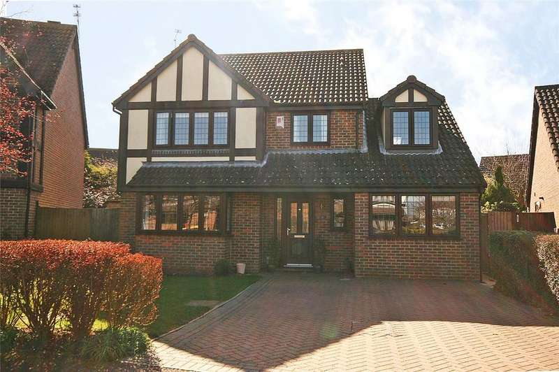 4 Bedrooms Detached House for sale in Mendlesham, Welwyn Garden City, Hertfordshire