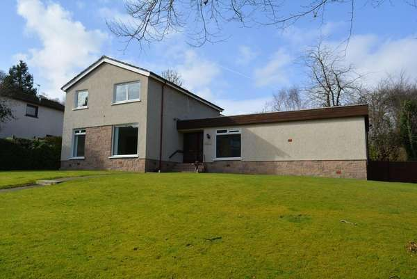 4 Bedrooms Detached House for sale in 26 Station Road, Langbank, Port Glasgow, PA14 6YA