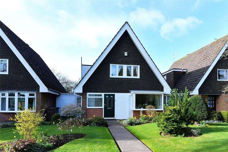3 Bedrooms Link Detached House for sale in Lower Lickhill Road, Stourport-on-Severn, DY13