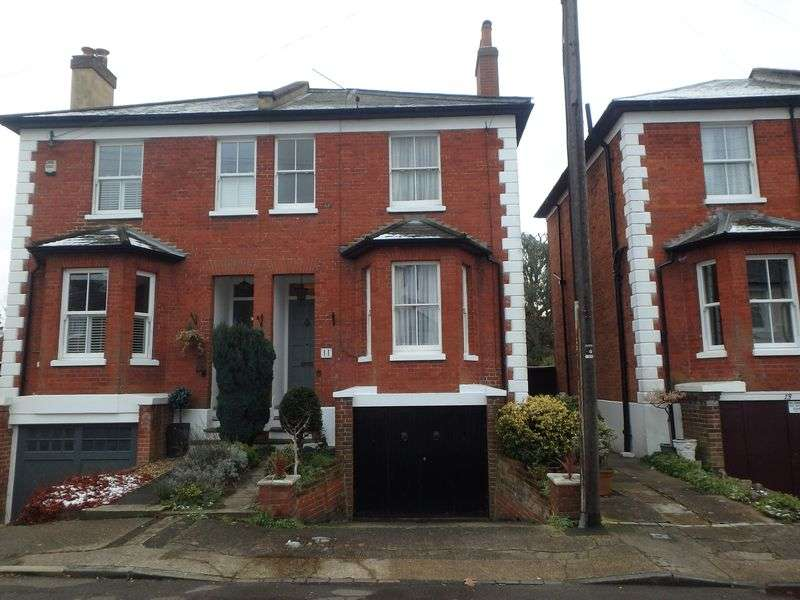 3 Bedrooms Semi Detached House for sale in Ladbroke Road, Epsom