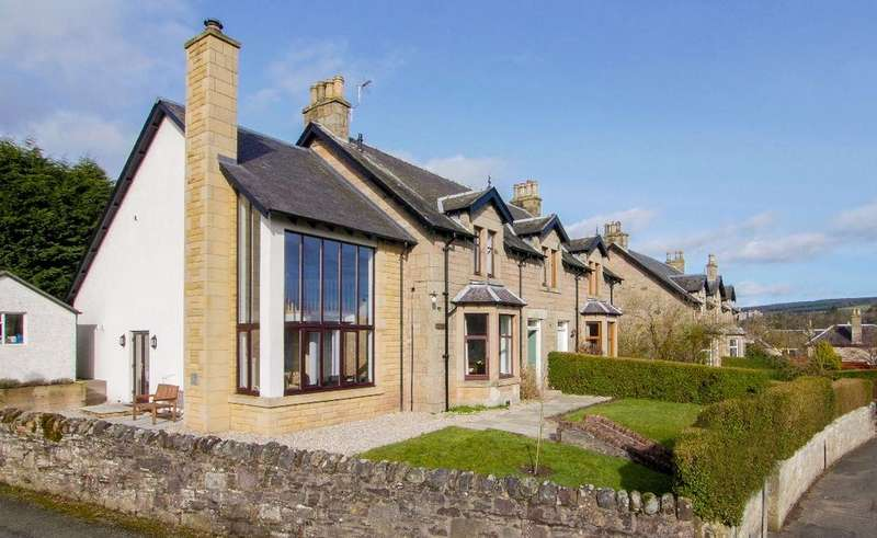 5 Bedrooms Semi Detached House for sale in 28 Old Doune Road, Dunblane, Stirling, FK15 9BW