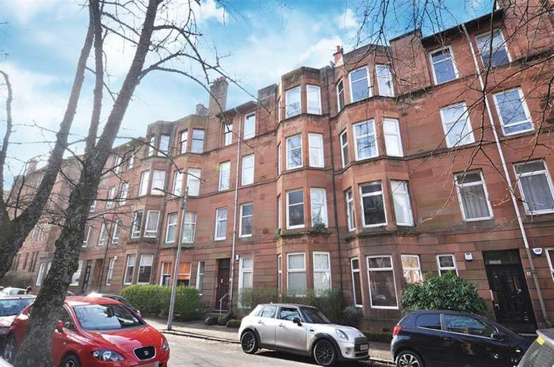 2 Bedrooms Flat for sale in 2/1, 12 Edgemont Street, Shawlands, G41 3EN