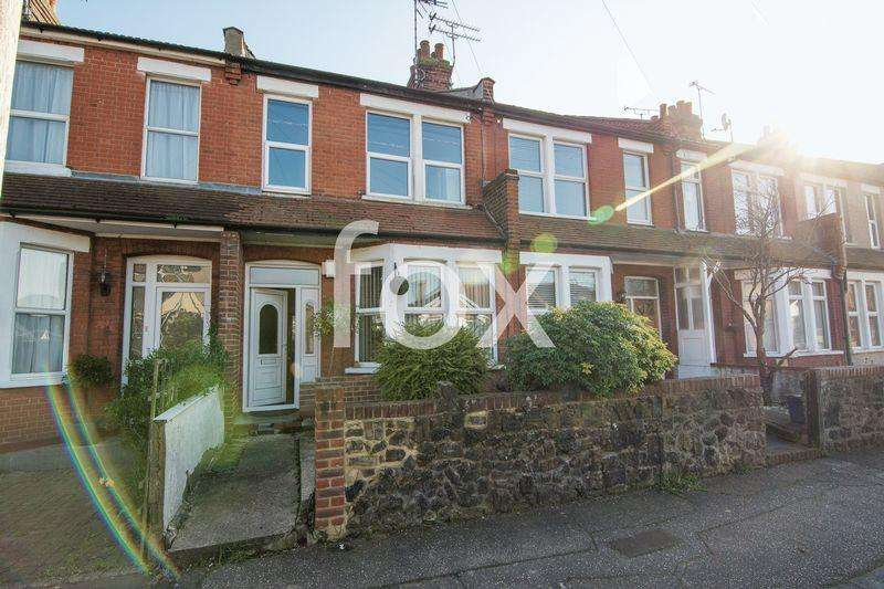 2 Bedrooms Terraced House for sale in Rylands Road, Southend-On-Sea