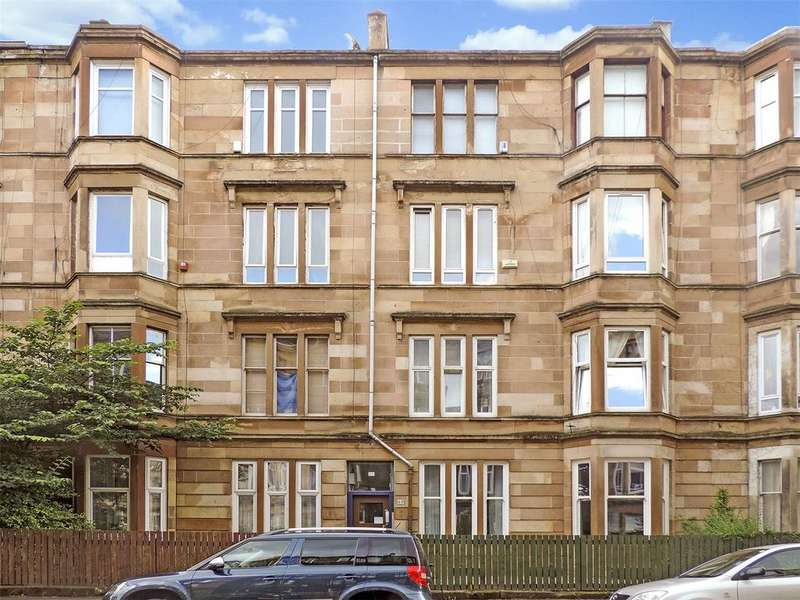 2 Bedrooms Flat for sale in 0/2, 69 Albert Avenue, Queens Park, Glasgow, G42
