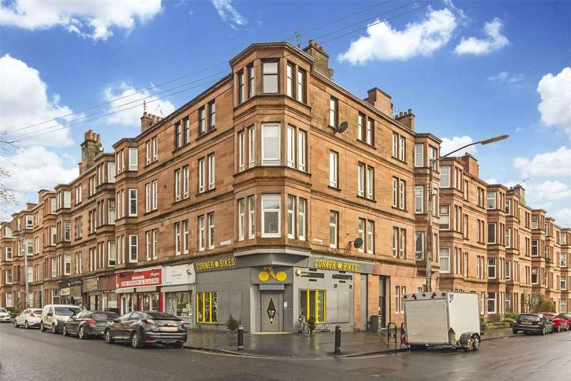 1 Bedroom Flat for sale in Flat 3/1, 35 Walton Street, Shawlands, Glasgow, G41